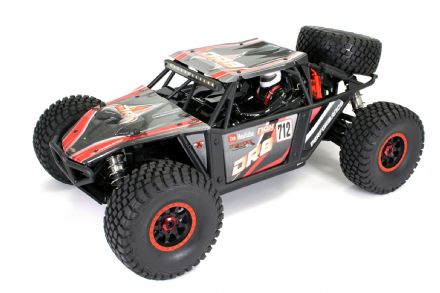 FTX FTX5495R DR8 DESERT RACER 6S READY-TO-RUN 1/8 - RED